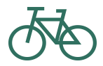 Smart Commute - Bike-walk Icon