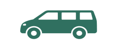 Smart Commute - Vanpool Icon