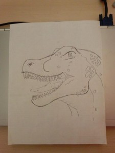 Allison's drawing