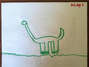 Ava's Dino