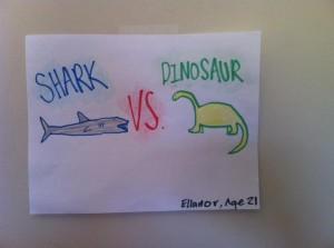 Ellanor's Drawing