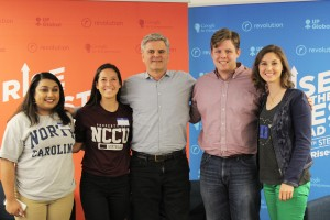 Steve Case_Students