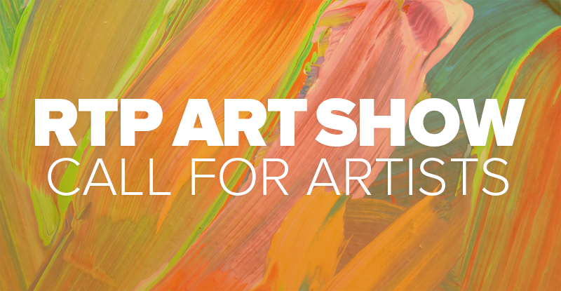 Call for artists - rtp art show at The Frontier [med]