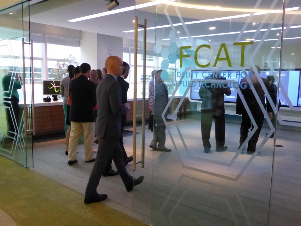 FCAT and MIchael Pittman