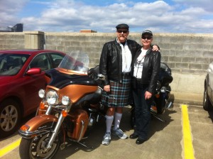 Kilted Run March 2013