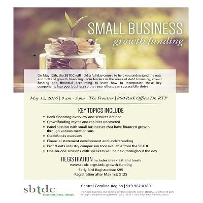 Small Business and Technology Development Center (SBTDC)