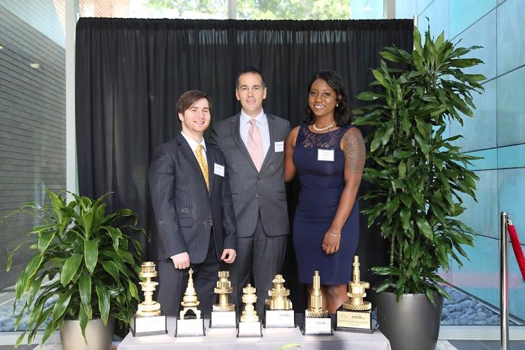 Zack, Brett, and Tatiana of US2020 RTP