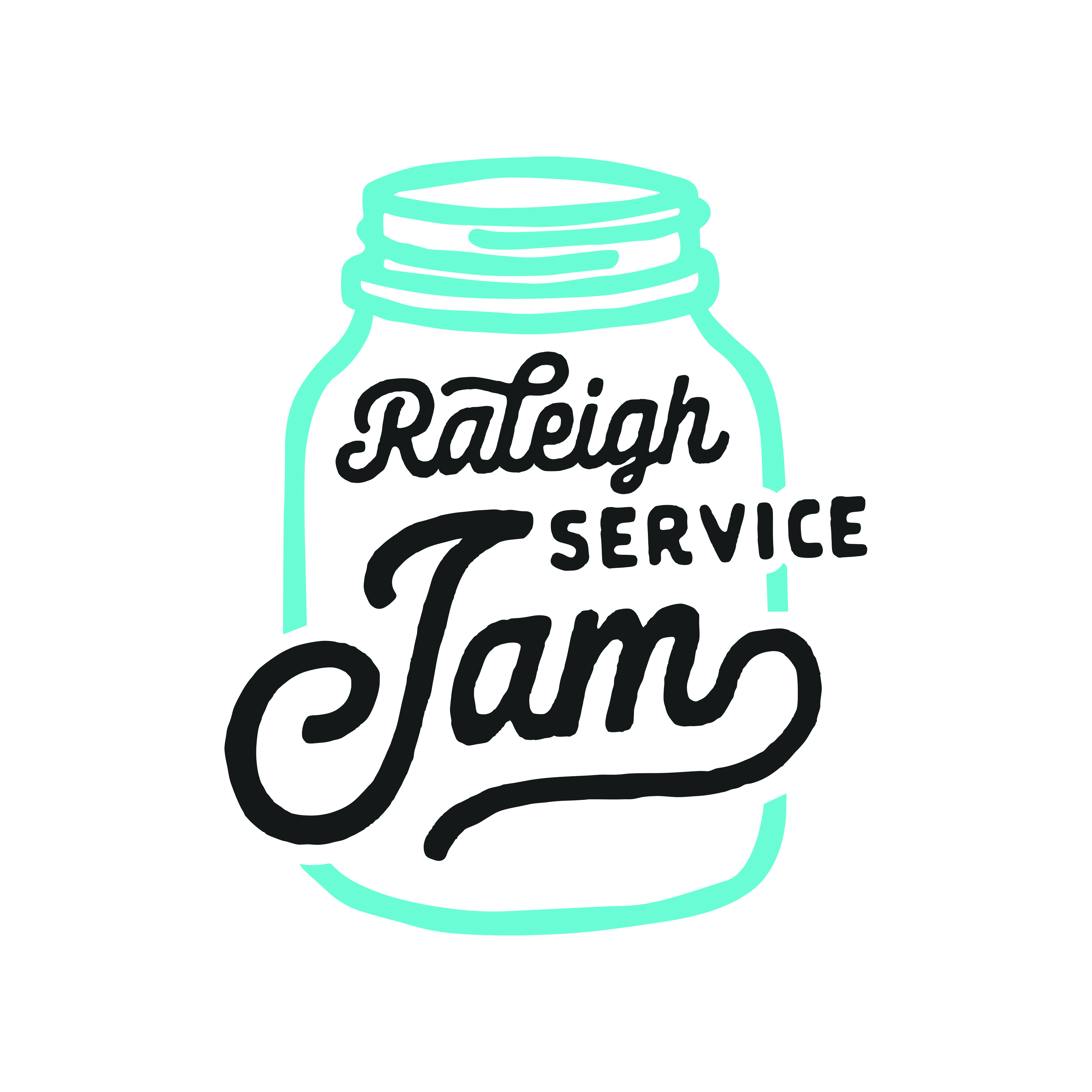 Raleigh Service Jam Team