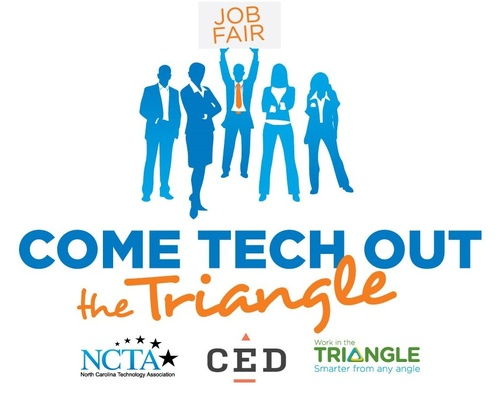 North Carolina Technology Association (NCTA) with CED & Work in the Triangle