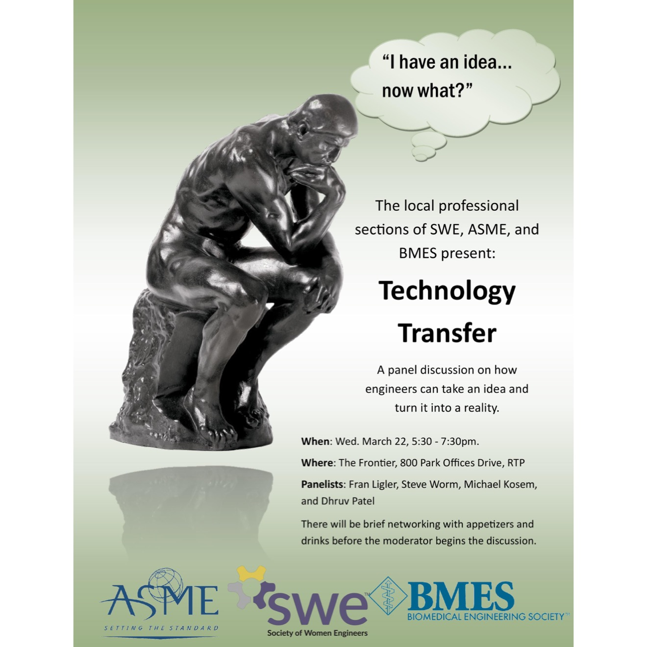 ASME, BMES, & SWE