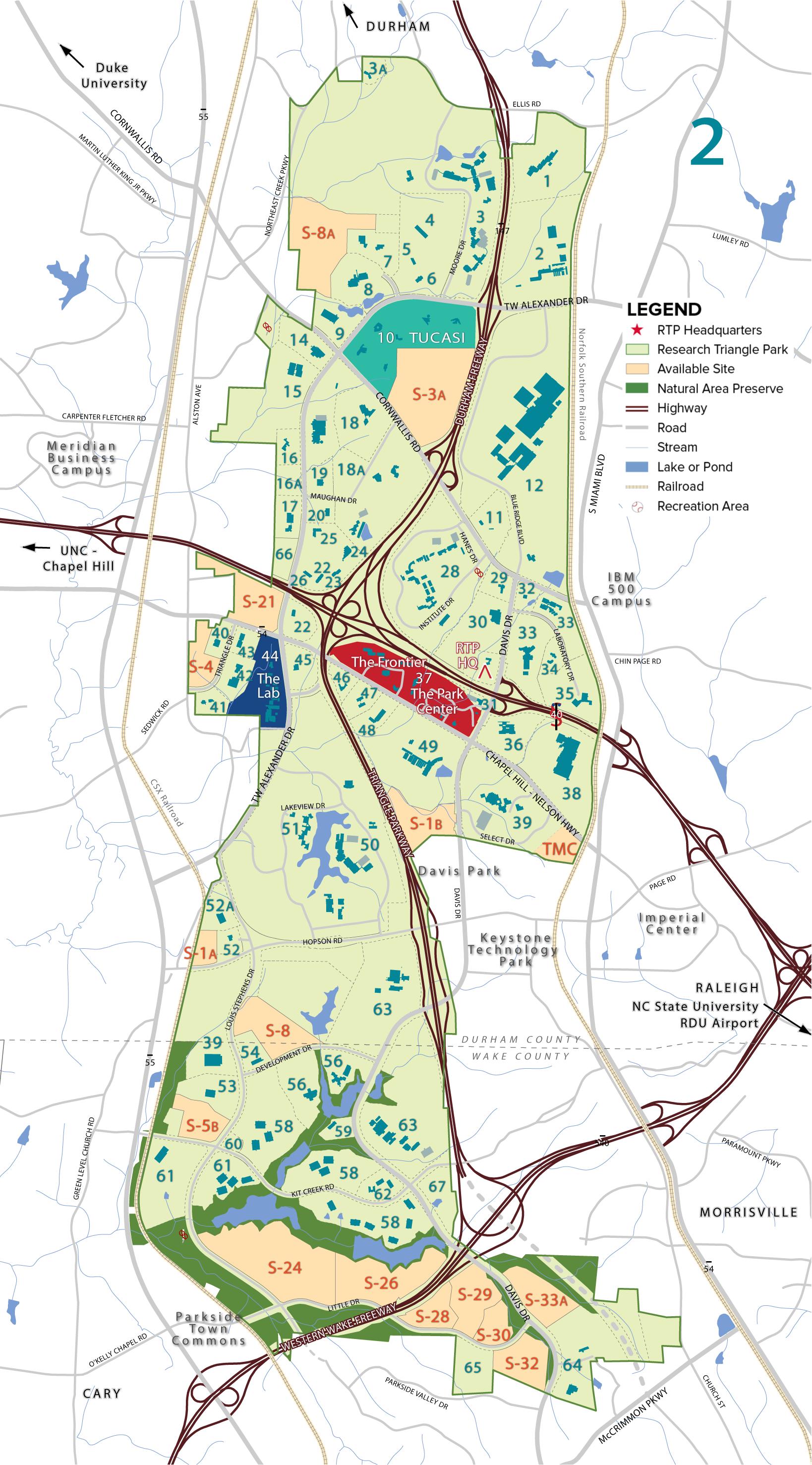 rtp-site-map