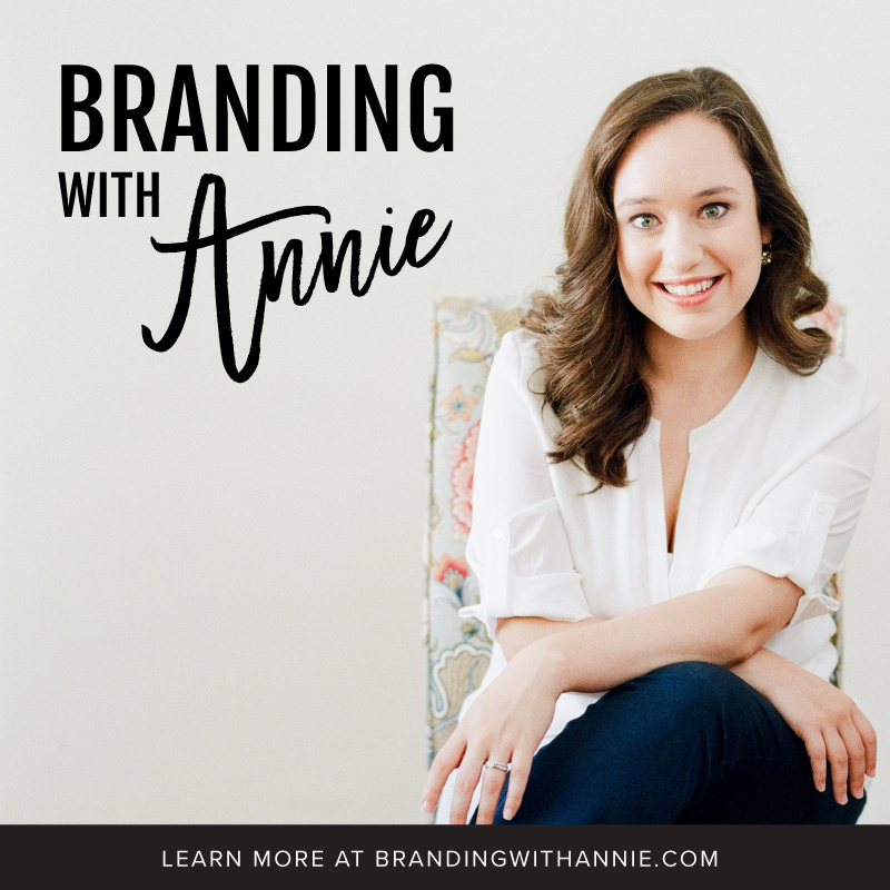 Branding with Annie