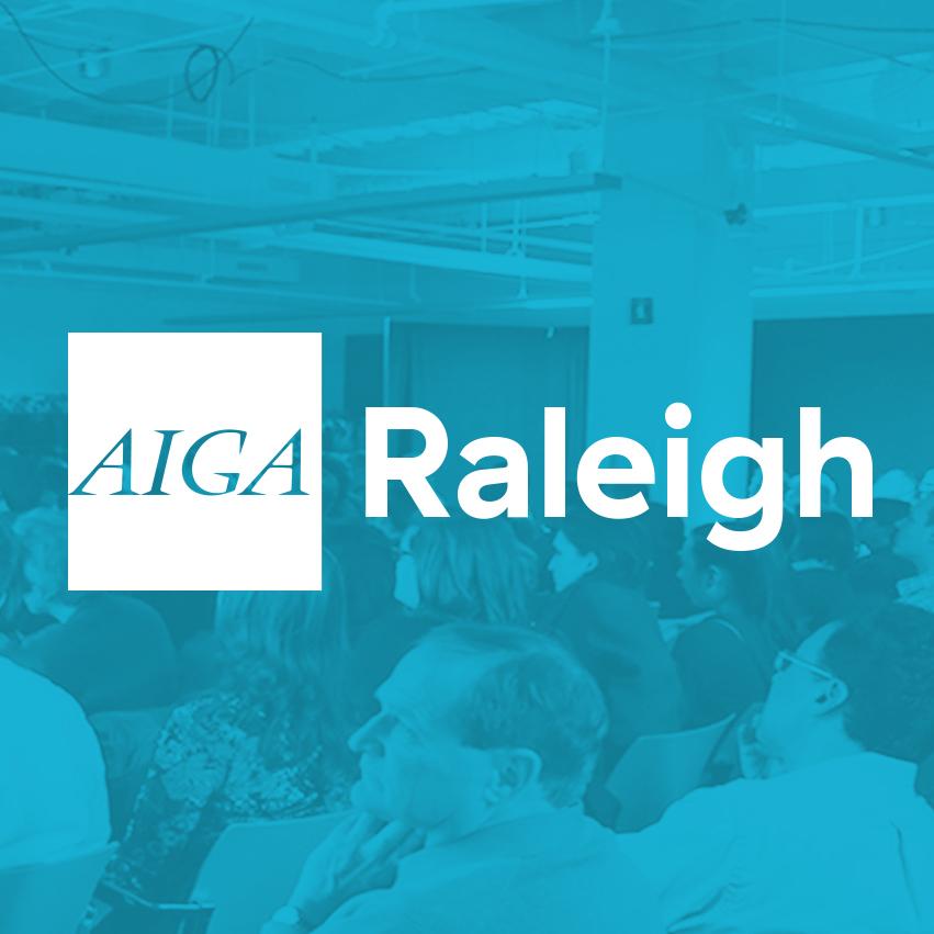 AIGA Raleigh