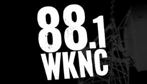 WKNC 88.1 FM HD-1 Raleigh