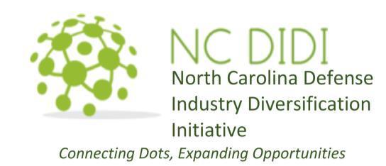 North Carolina Defense Industry Diversification Initiative