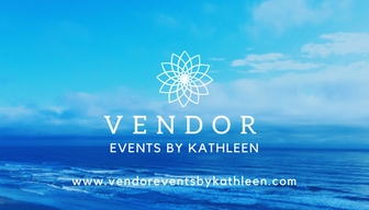 Vendor Events By Kathleen