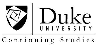 Duke Continuing Studies