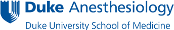 Department of Anesthesiology at Duke University