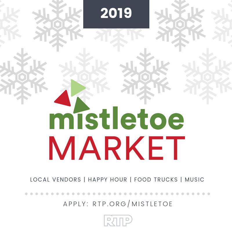 Mistletoe Market 2019 Tile