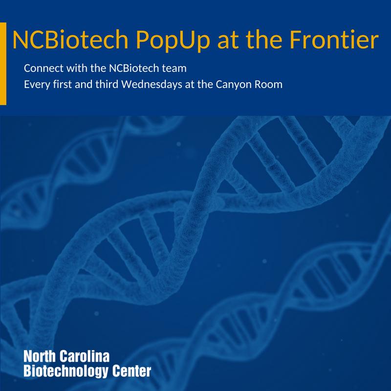 NCbiotech PopUp