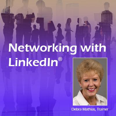 LinkedIn Networking Debra