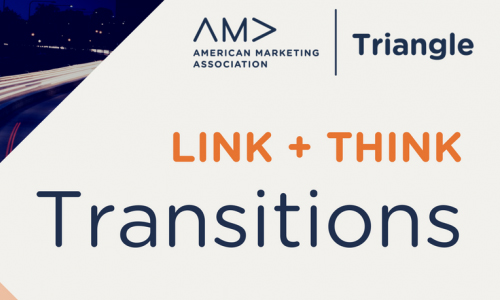 Triangle AMA Transitions Link & Think