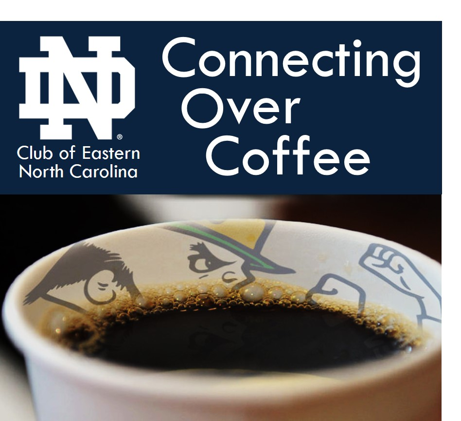 connecting over coffee