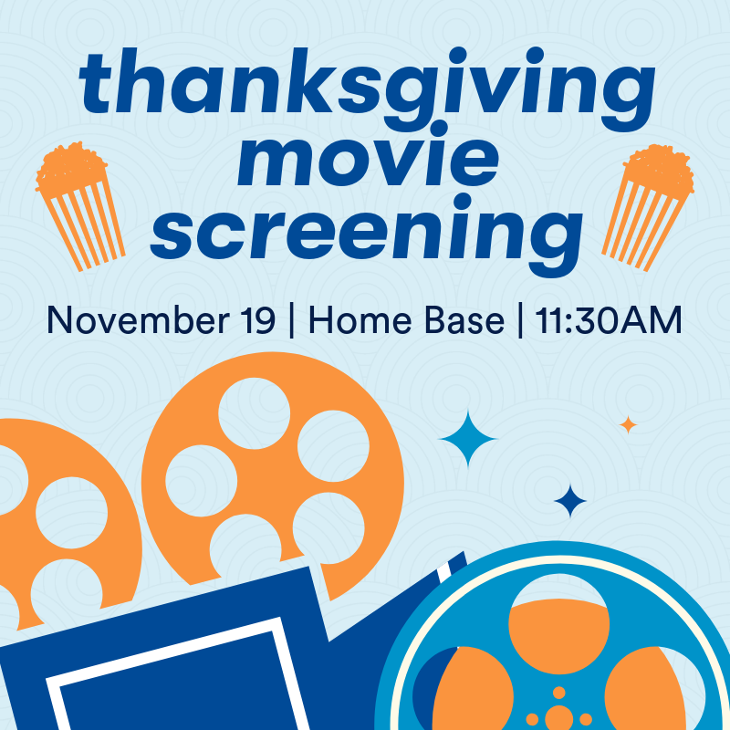 Thanksgiving Movie Screening