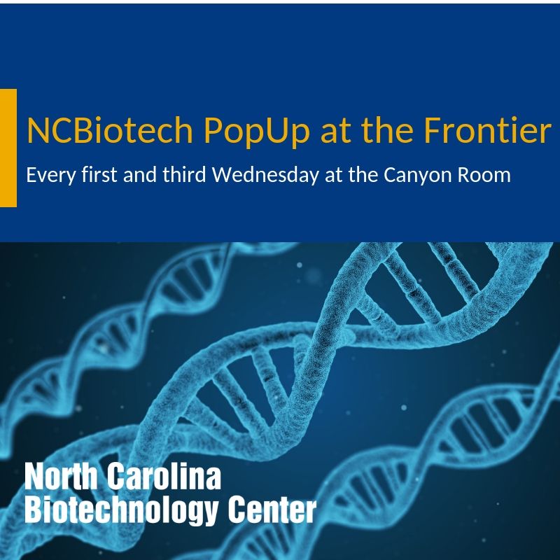 NC Bio Pop Up