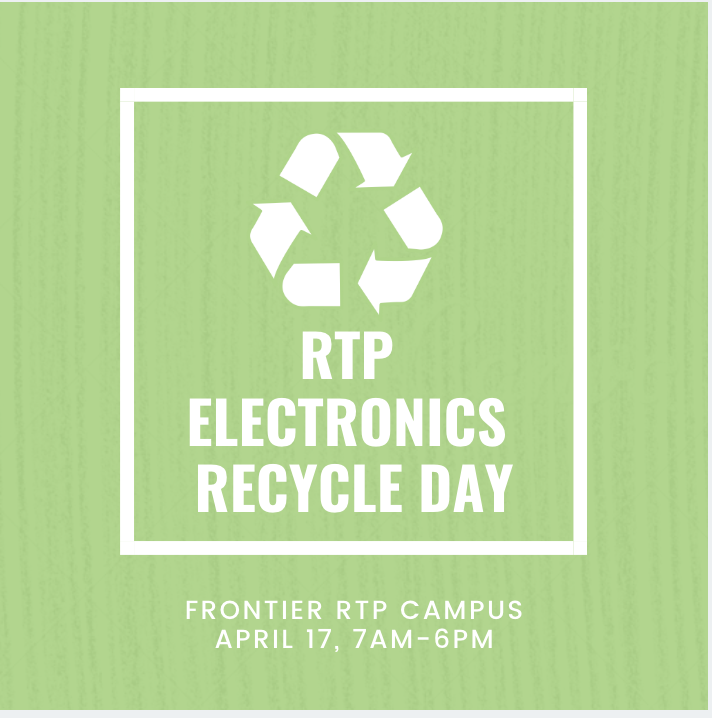 RTP Recycle Day