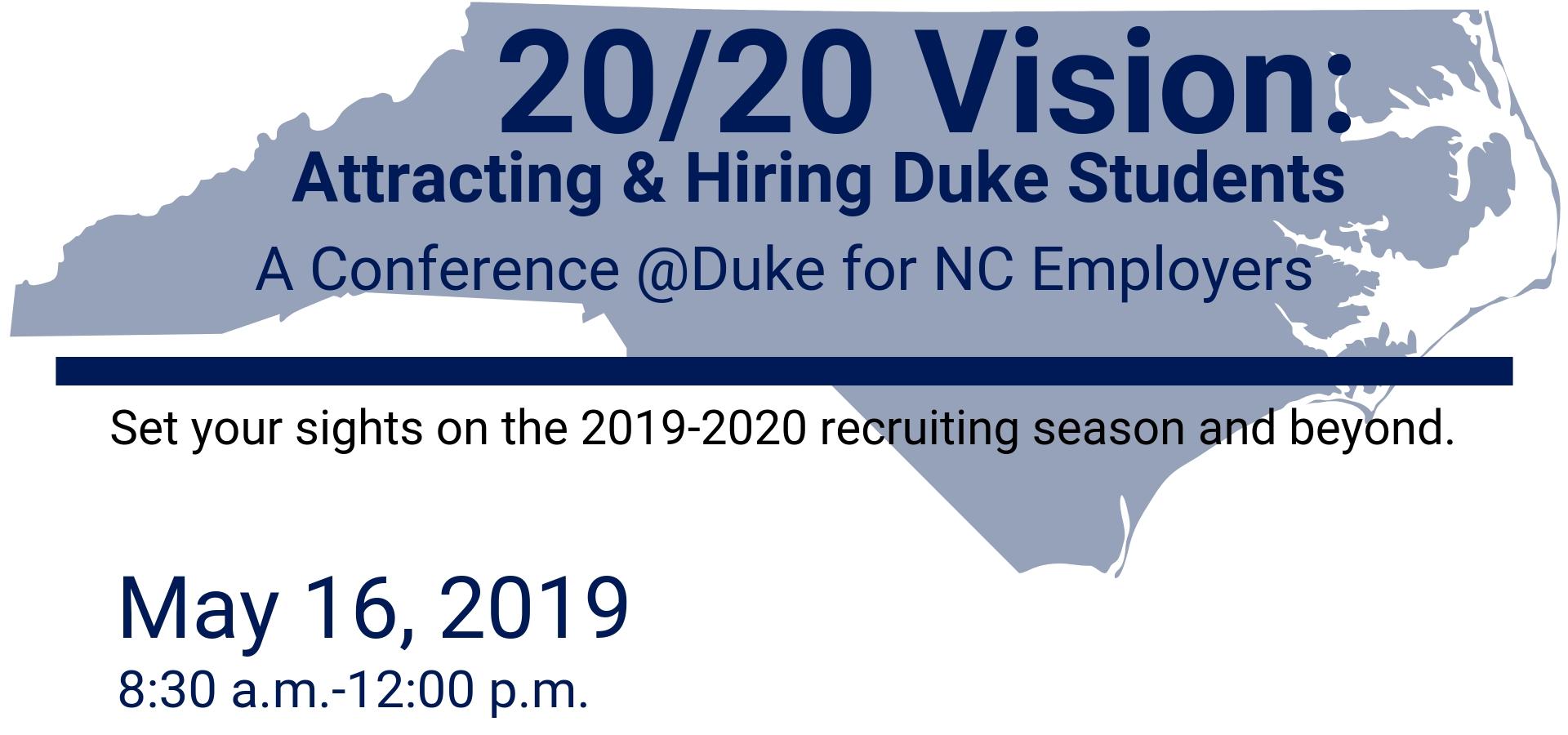 Duke 2020 Vision