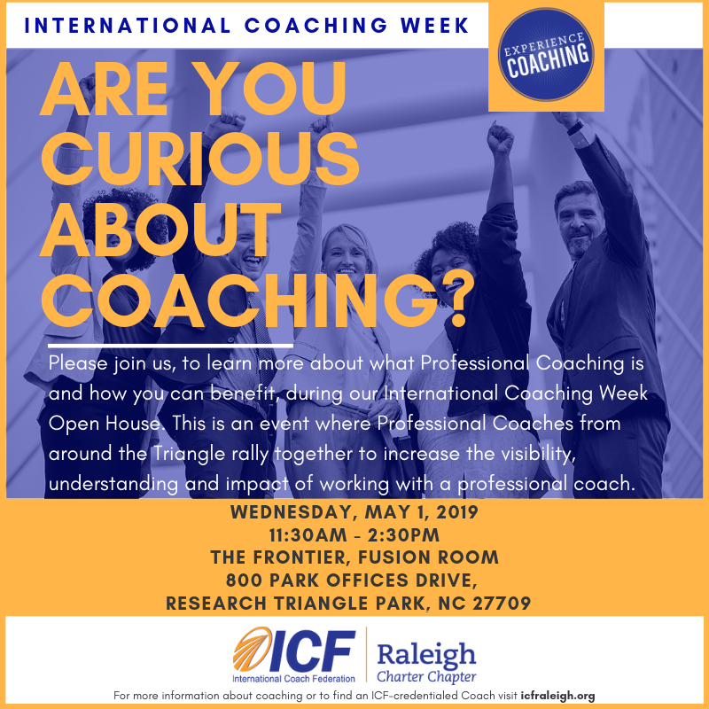 International Coaching Week Open House