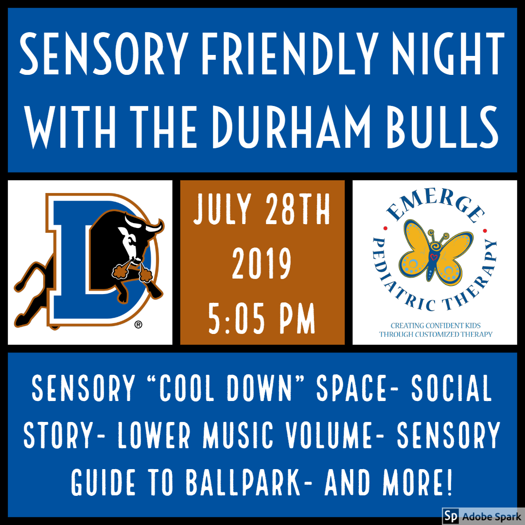 Sensory Friendly Night with the Durham Bulls