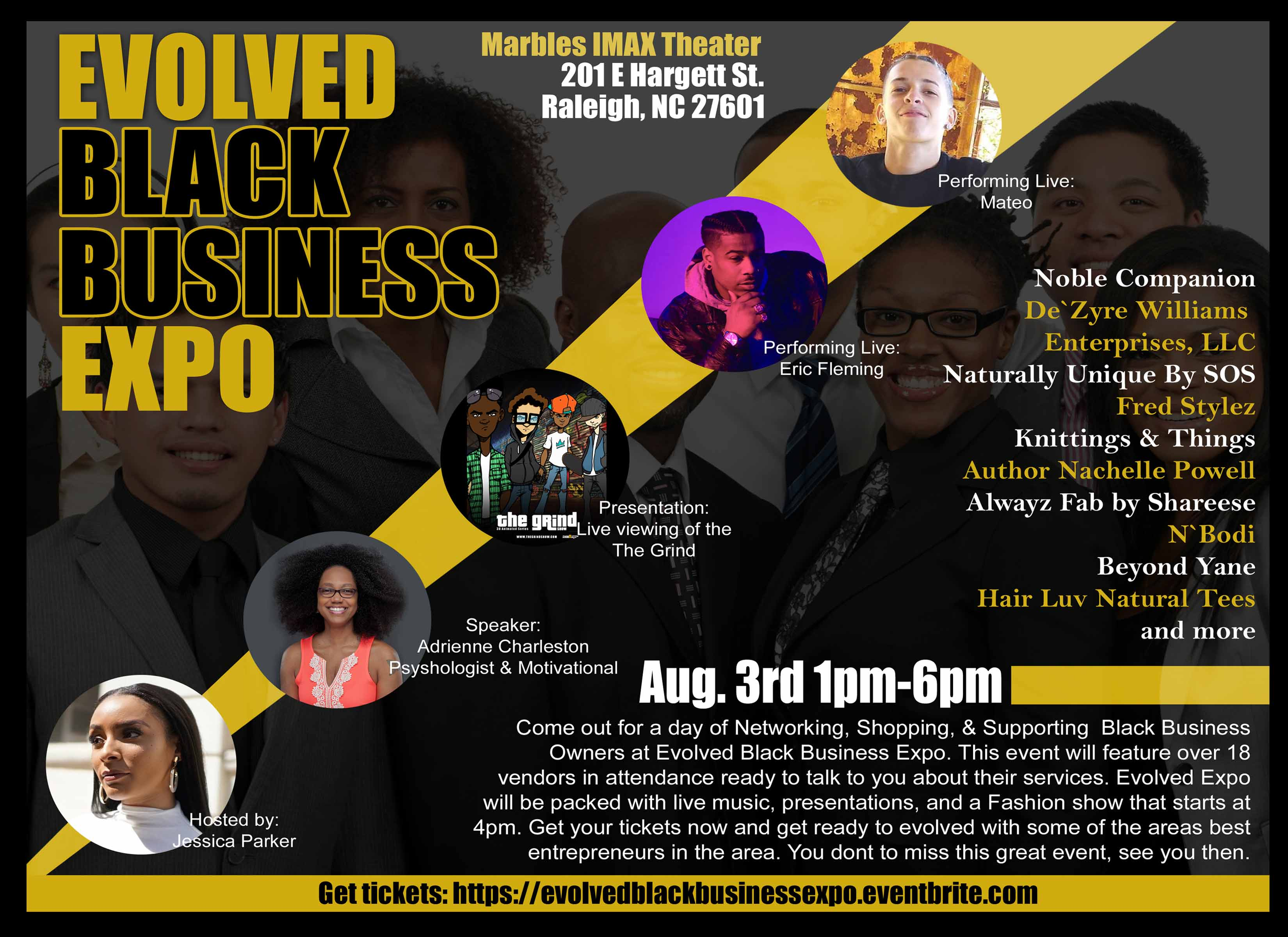 Evolved Black Business Expo