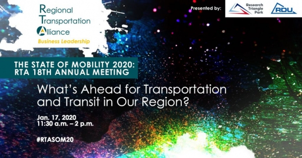 The State of Mobility 2020 – RTA 18th Annual Meeting