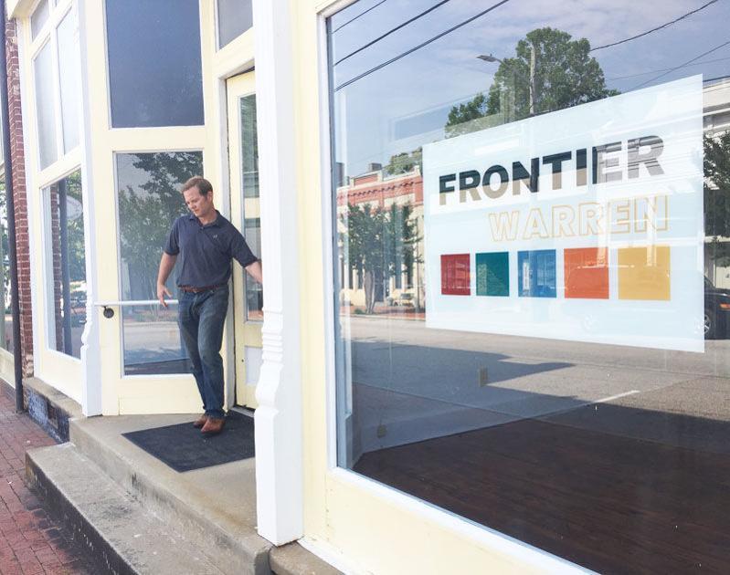 Frontier Warren