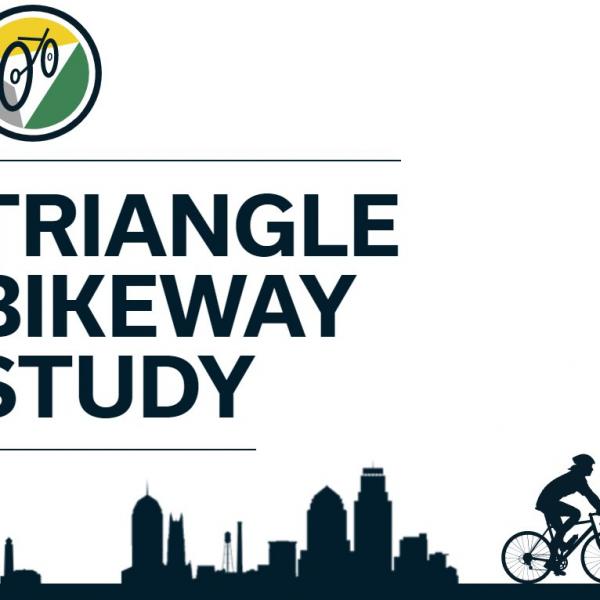 traingle bikeway study