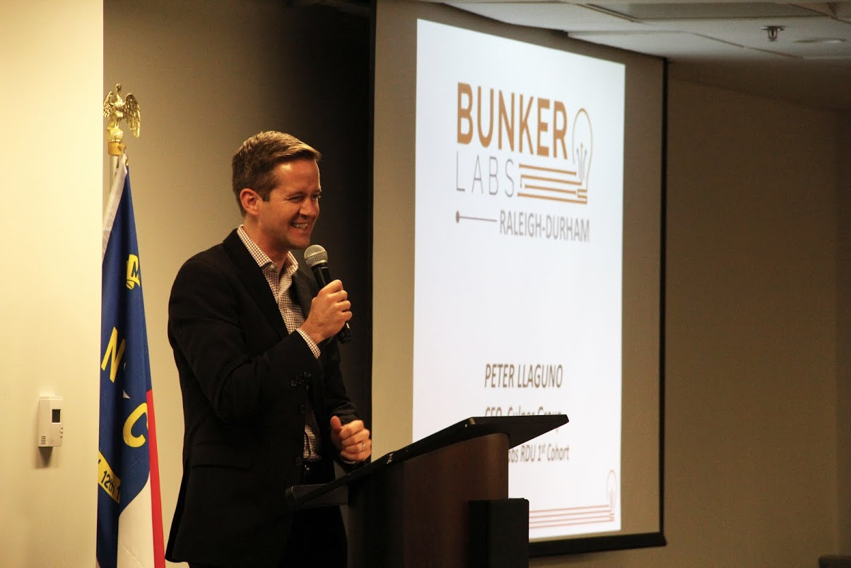 Todd Connor, Founder and CEO of Bunker Labs
