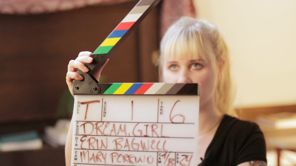 Dream, Girl Still 17 featuring Erin Bagwell