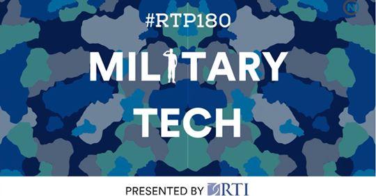 rtp180 military tech