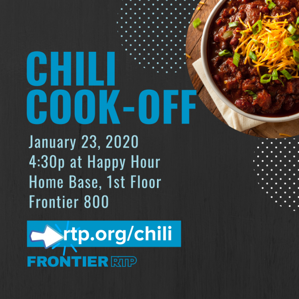 Chili Cook-Off 2020