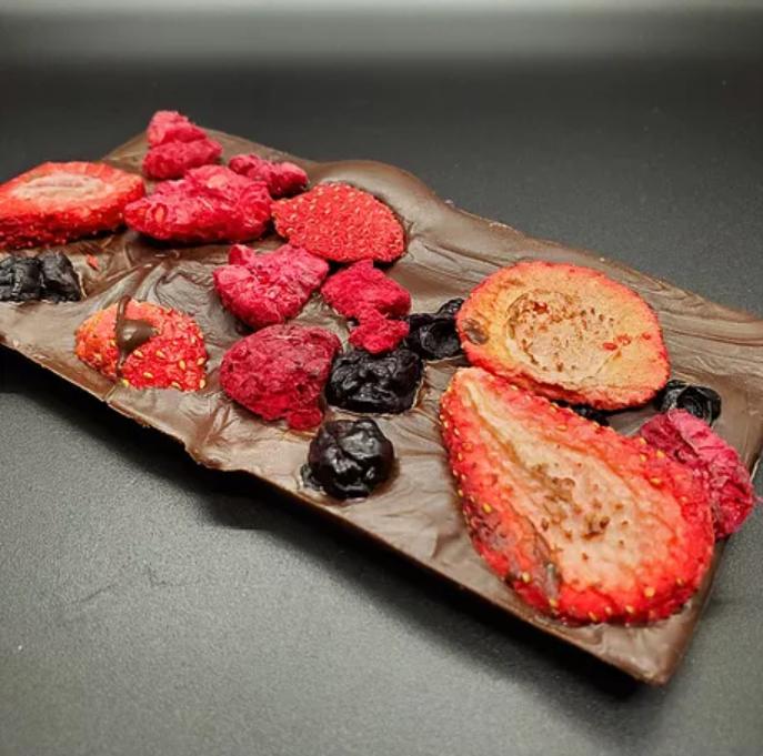 elevated chocolates mistletoe market