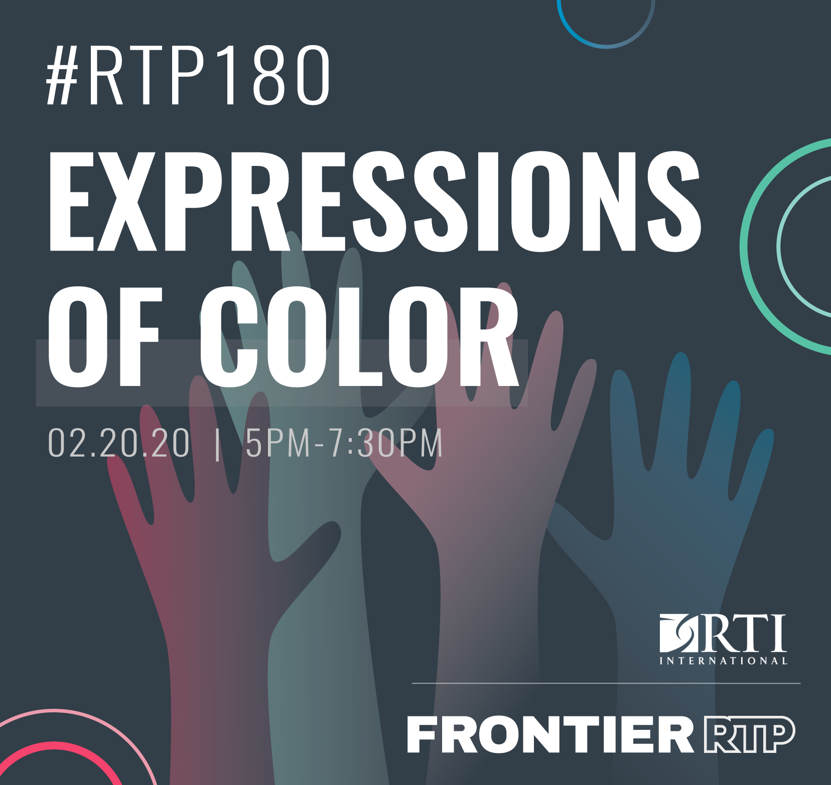 RTP180: Expressions of Color