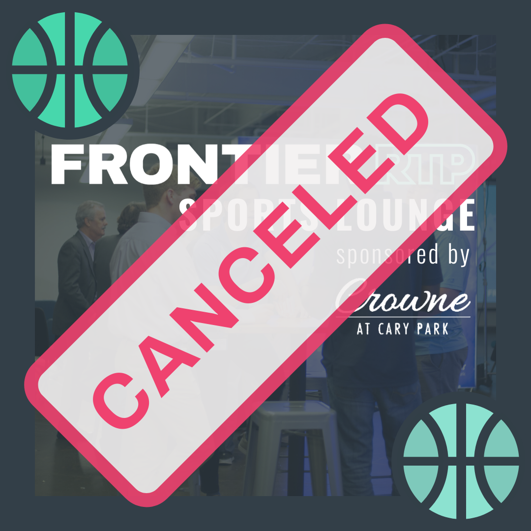 Cancelled: Sports Lounge