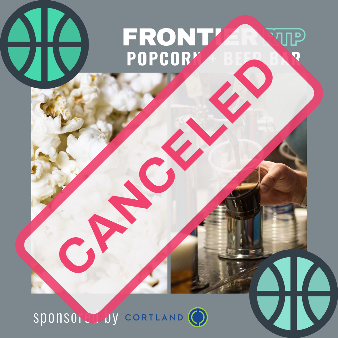 Cancelled: Popcorn & beer