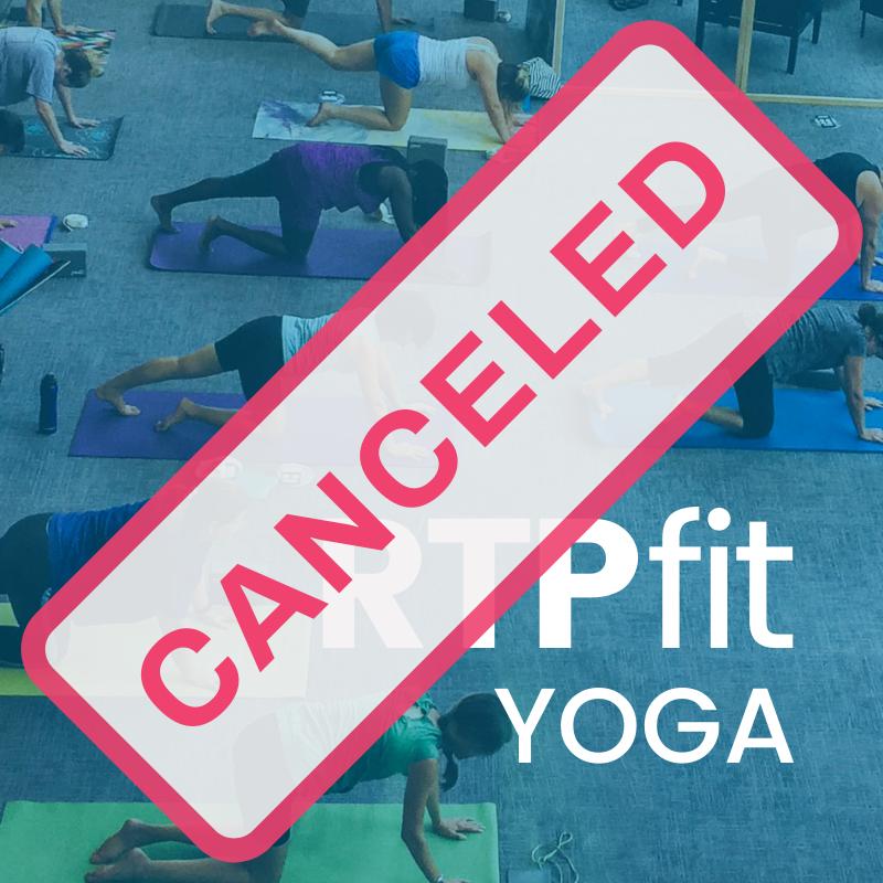 Cancelled: Yoga