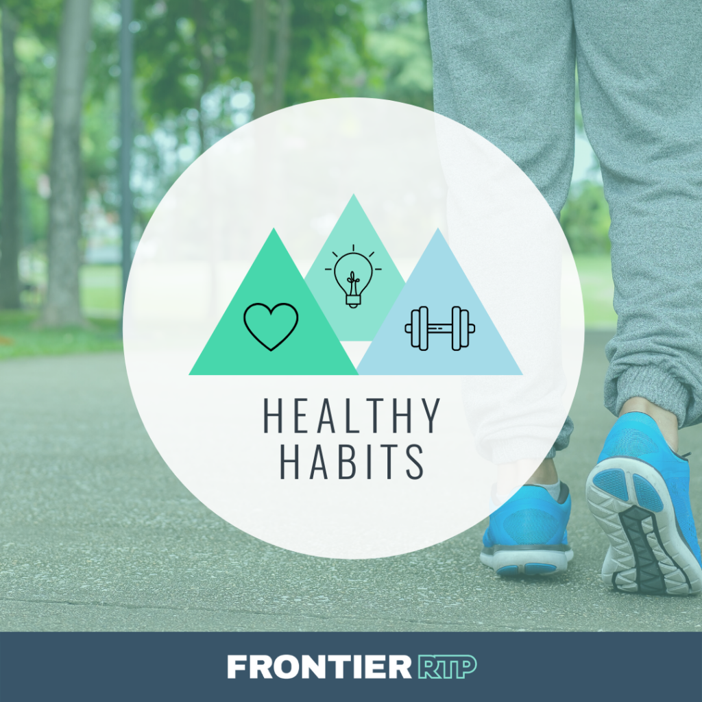 healthy habits walk
