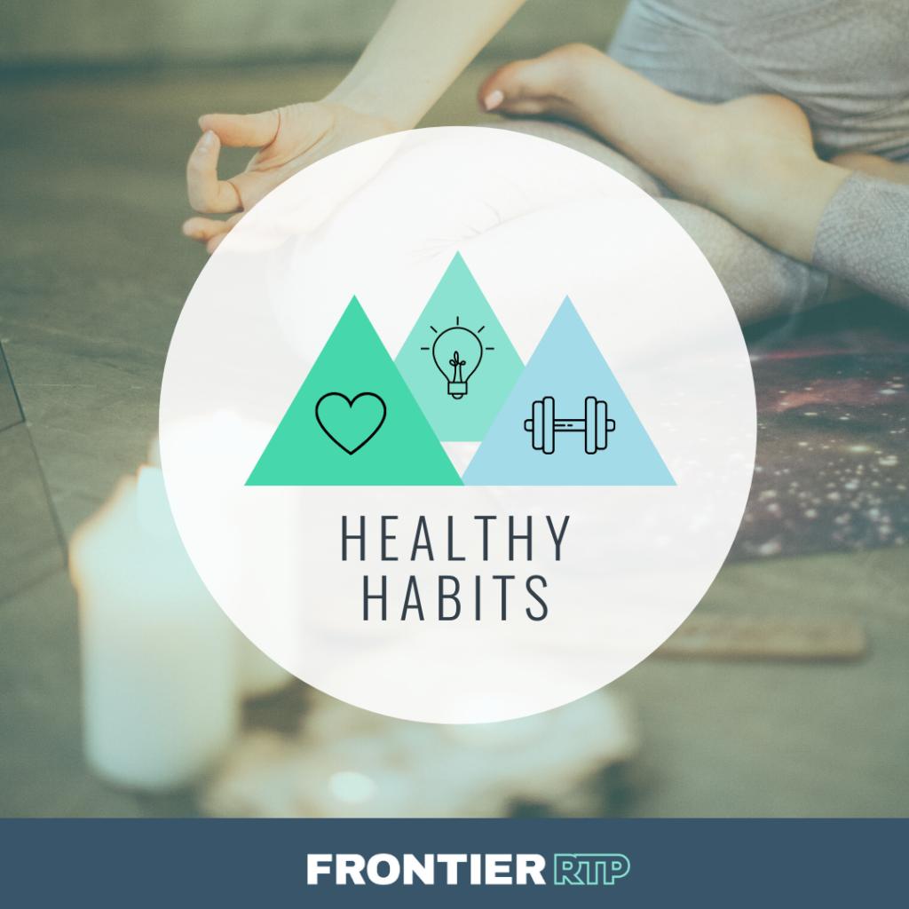 healthy habits meditation