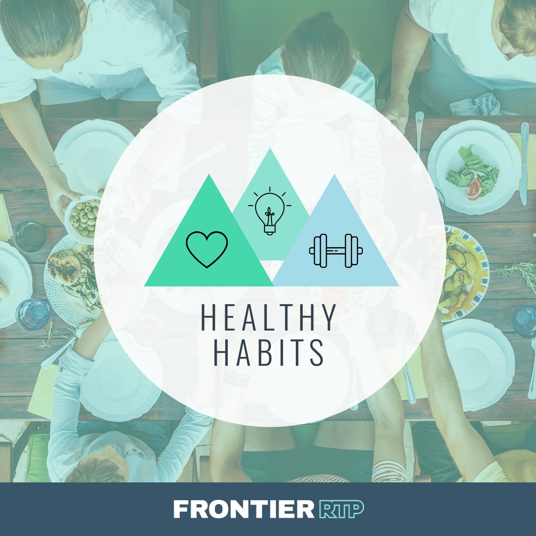 healthy habits dinner