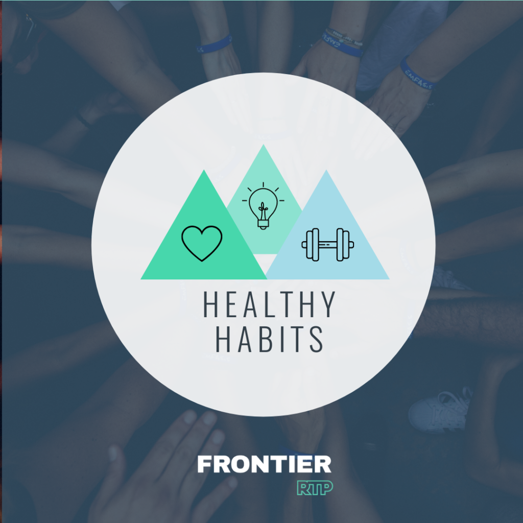 Healthy Habits- From Our Staff to You